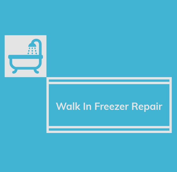 Walk In Freezer Repair