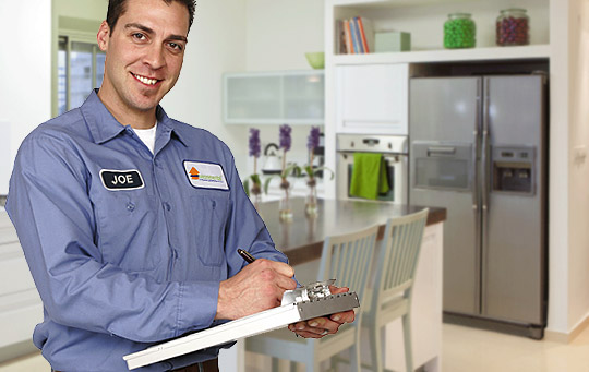 Refrigerators & Freezers Repair & Service